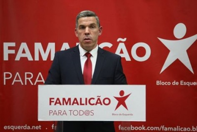 José Luís Araújo, Candidato à Câmara Municipal