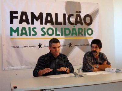 Apresentação do programa Autárquico 2013 do Bloco de Esquerda - Famalicão Mais Solidário