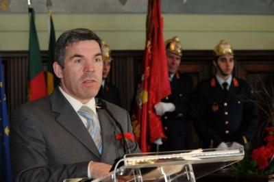 José Luís Araújo na Intervenção 25 de Abril de 2014