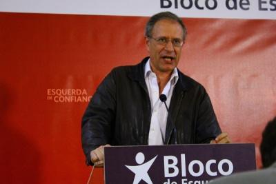 Francisco Louçã nas Jornadas contra o Governo da Troika