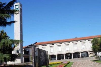 Edifício da Câmara Municipal de Famalicão