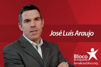 José Luís Araújo - Autárquicas 2013